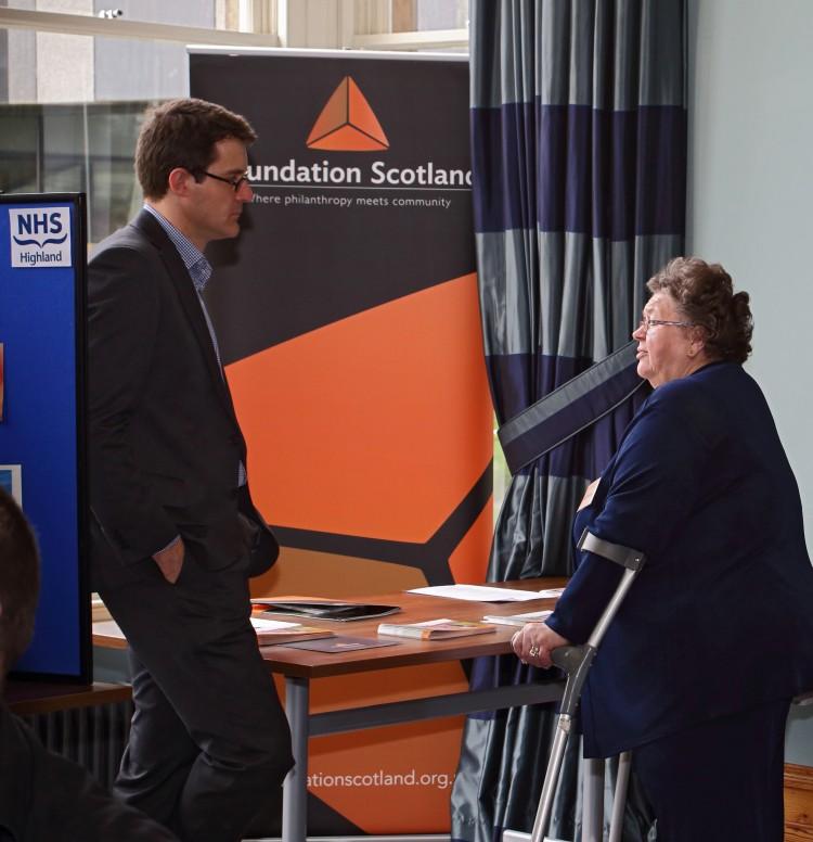 Foundation Scotland Information Village