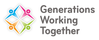 Generations Working Together logo