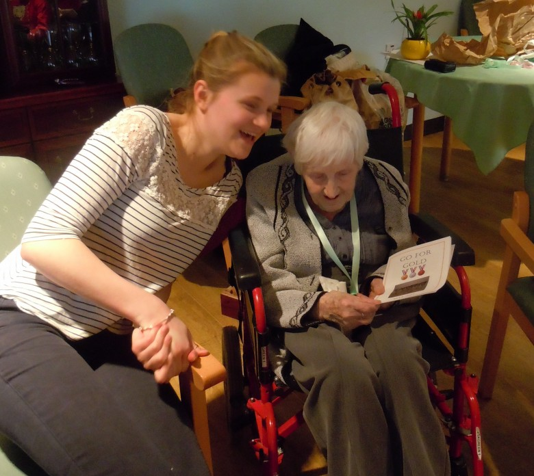 Strive Wellbeing – Intergenerational Project - Case study now live on website