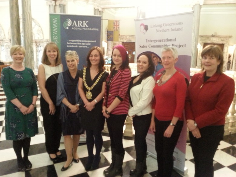 Collaborating towards an age-friendly Northern Ireland with ARK ageing programme and Linking Generations Northern Ireland