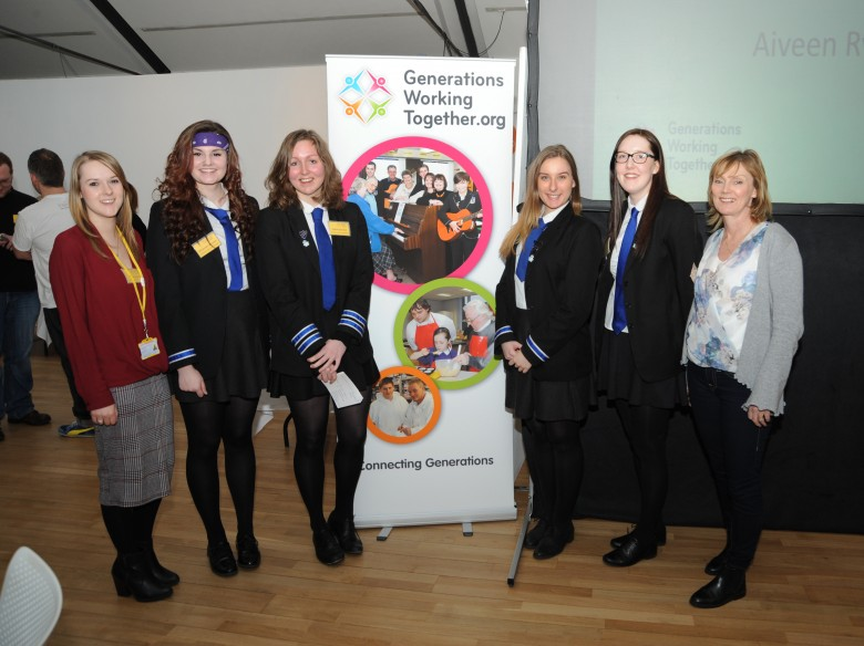 The Community School of Auchterarder - workshop facilitators at this year's conference