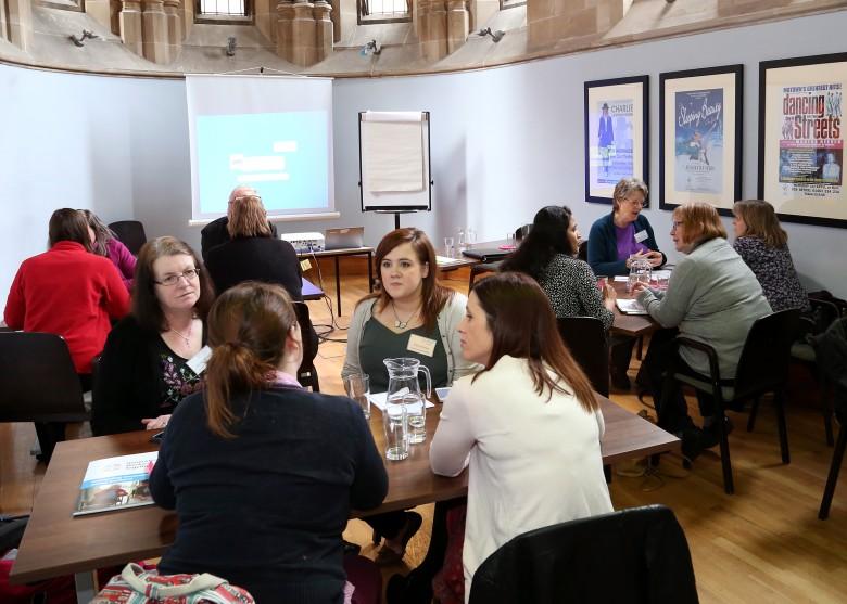 Speed networking workshop - Highlands & Islands Conference