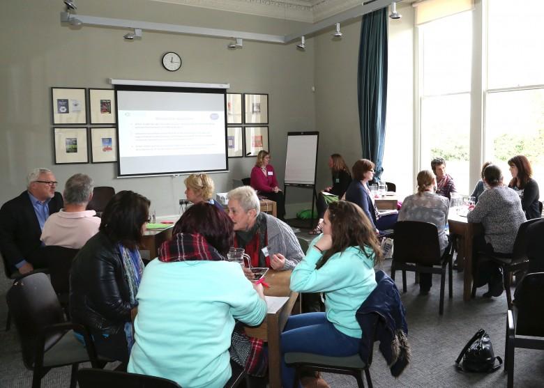Intergenerational befriending workshop - Highlands & Islands Conference