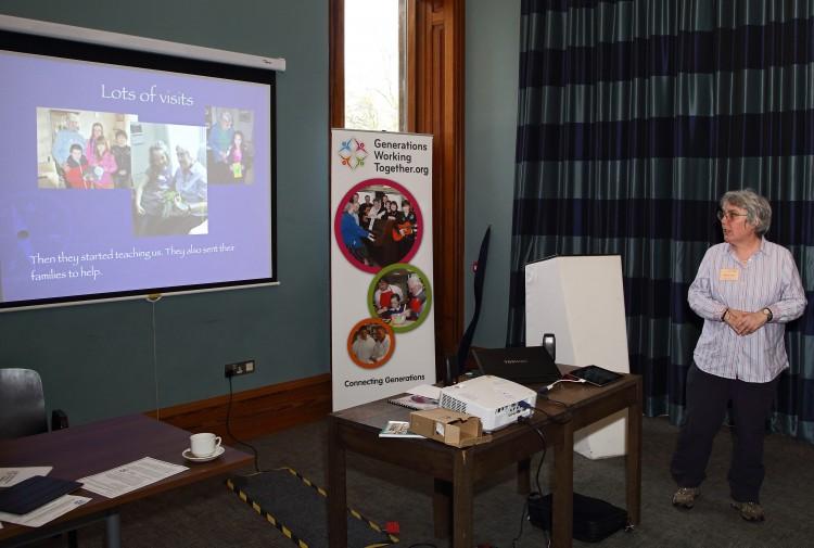 Kate Coutts - Shetland islands Council