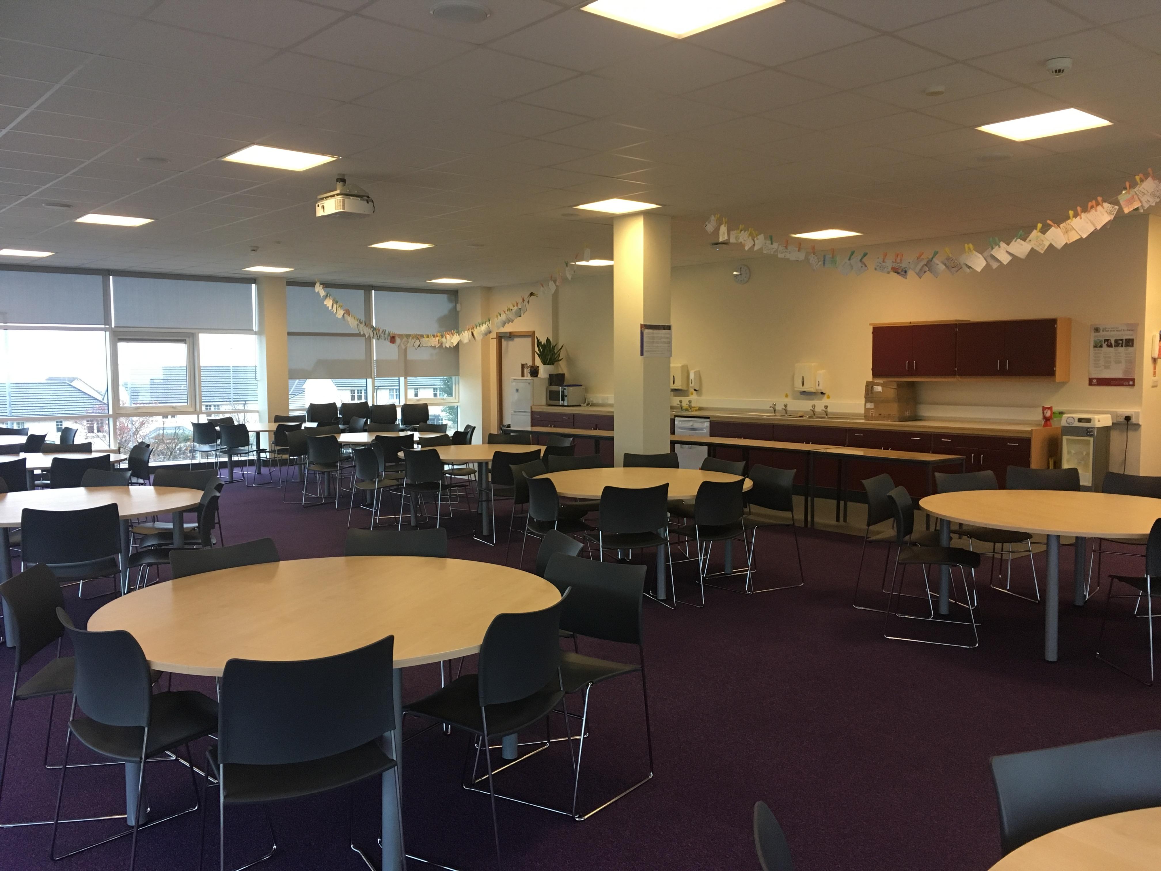 QAHS Training room