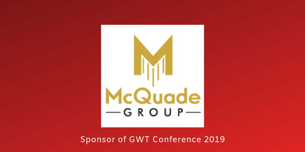McQade Hotel Group - sponsor of GWT Conference 2019