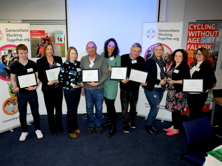 Gwt Recognition Awards 2018 Generations Working Together